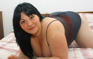 BBW Webcam Jobs: Model Posing