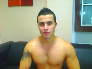 Male webcam modeling